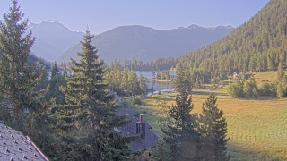Webcam Champex - Massif des Combins